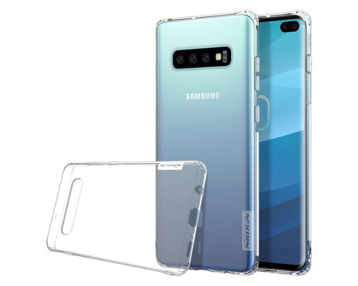 Nillkin Nature Ultra Thin TPU Slim Case - Διάφανη (Samsung Galaxy S10 Plus)