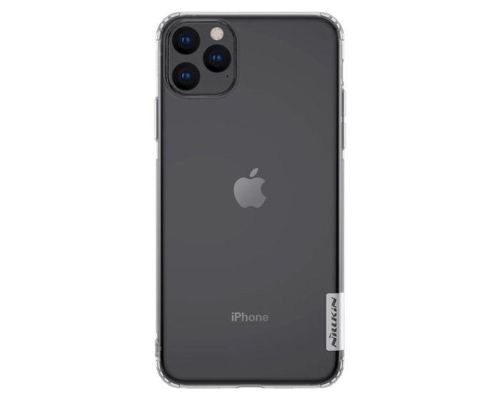 Nillkin Nature Ultra Thin TPU Slim Case - Διάφανη / Λευκή (iPhone 11 Pro)