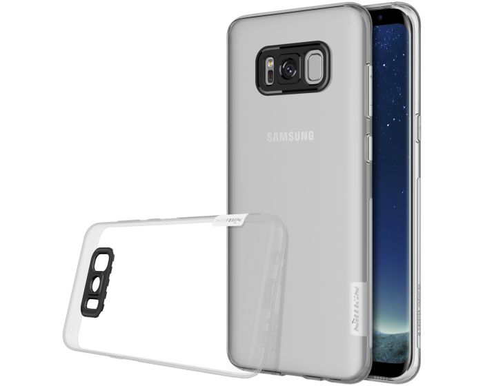 Nillkin Nature Ultra Thin TPU Slim Case- Διάφανη (Samsung Galaxy S8 Plus)