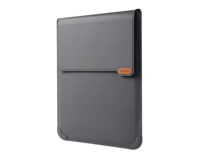 Nillkin Versatile 3in1 Laptop Sleeve Τσάντα με Stand και Mouse Pad για Macbook / Laptop 14'' Gray