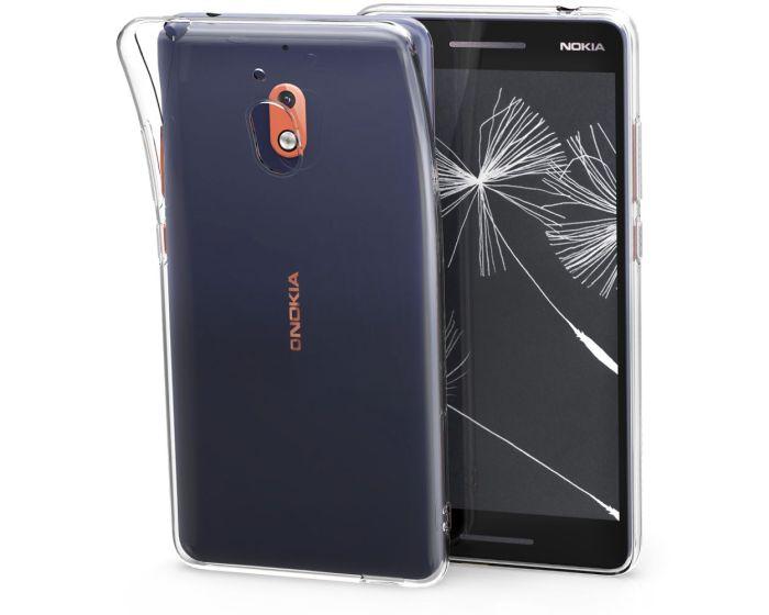 KWmobile TPU Clear Silicone Case Θήκη Σιλικόνης (45385.03) Διάφανη (Nokia 2.1 2018)