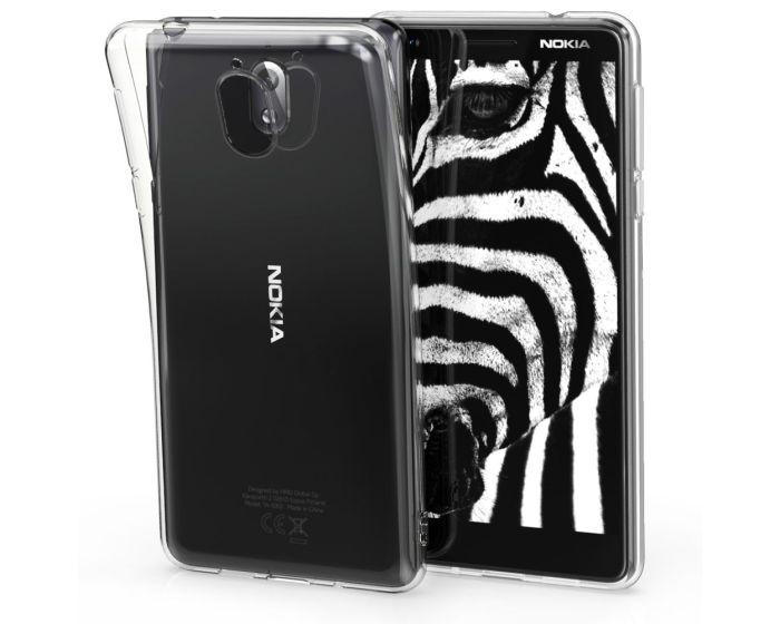 KWmobile TPU Clear Silicone Case Θήκη Σιλικόνης (45391.03) Διάφανη (Nokia 3.1 2018)