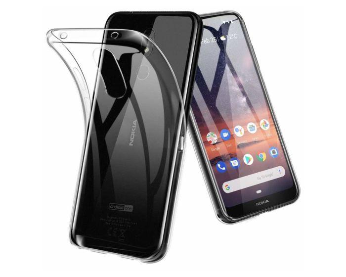 Ultra Slim 0.3mm Silicone Case Θήκη Σιλικόνης Διάφανο (Nokia 3.2)