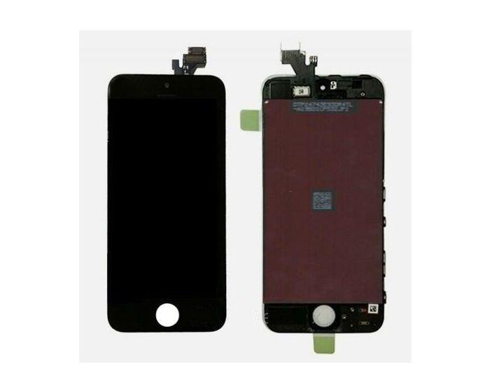 OEM Οθόνη LCD Touch Screen + Digitizer AAA - Black (iPhone 5)