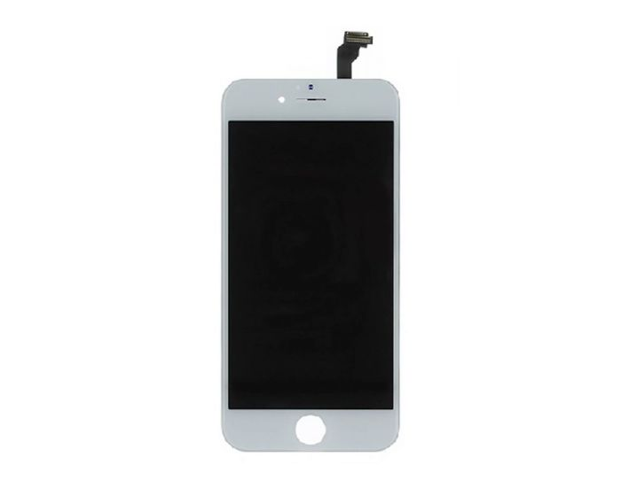OEM Οθόνη LCD Touch Screen + Digitizer AAA - White (iPhone 6 Plus)