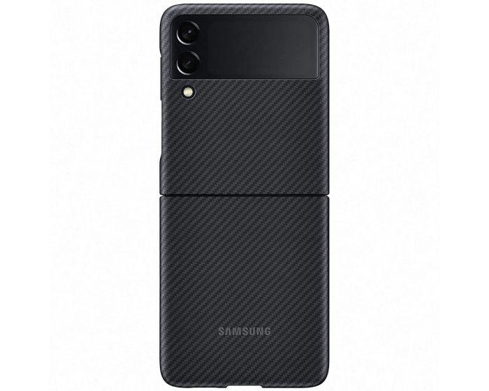 Samsung Official Aramid Cover (EF-XF711SBEGWW) Θήκη Black (Samsung Galaxy Z Flip 3 5G)