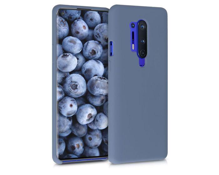 KWmobile Flexible Rubber Case Θήκη Σιλικόνης (51714.130) Lavender Grey (OnePlus 8 Pro)