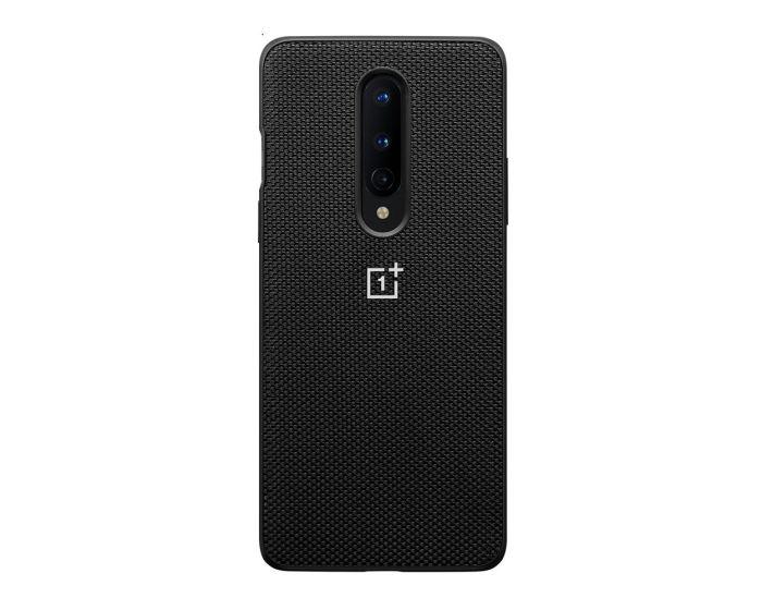 OnePlus Nylon Bumper Case Θήκη Black (OnePlus 8)