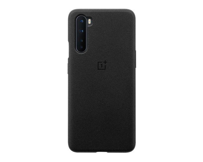OnePlus Sandstone Bumper Case Θήκη Black (OnePlus Nord)