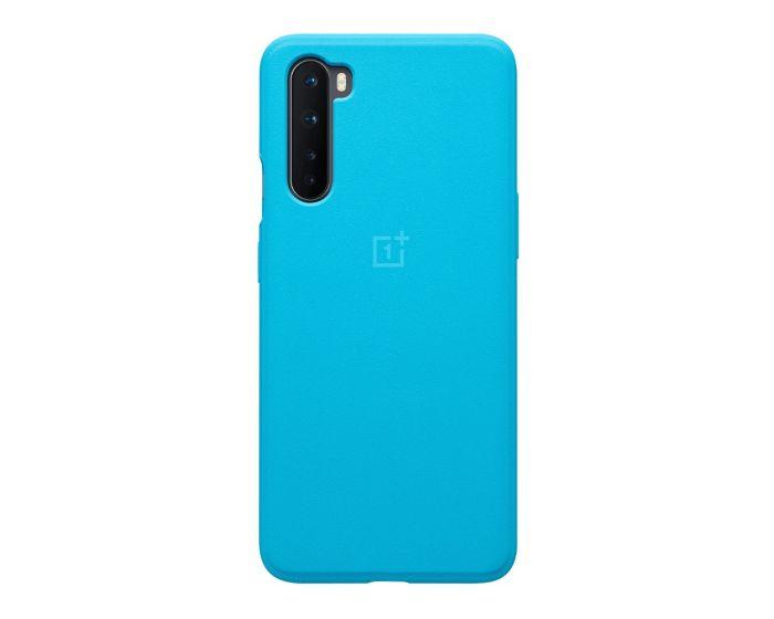 OnePlus Sandstone Bumper Case Θήκη Blue (OnePlus Nord)