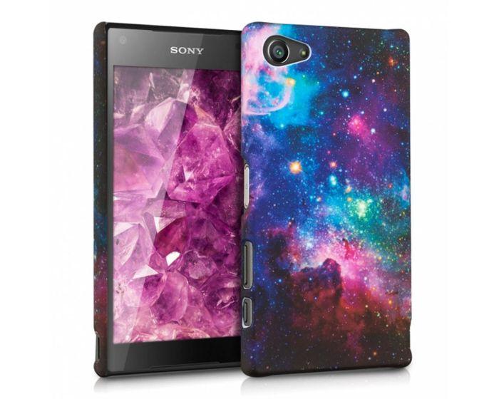 KWmobile Galaxy Design Hard Case (37124.01) Θήκη Πλαστική (Sony Xperia Z5 Compact)