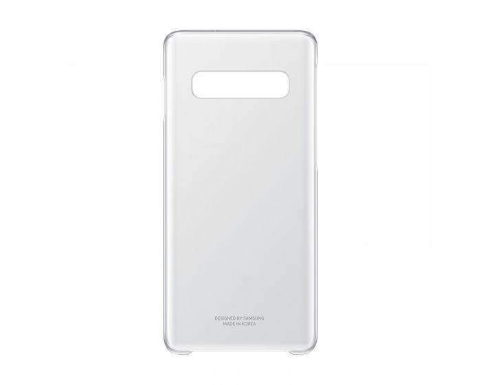 Original Samsung Clear Cover (EF-QG975CTEGWW) Θήκη Διάφανη (Samsung Galaxy S10 Plus)