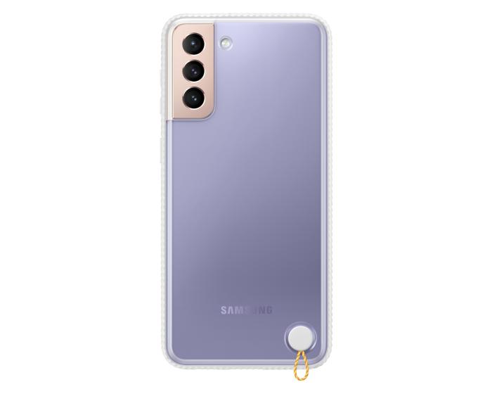 Original Samsung Clear Protective Cover (EF-GG996CWEGWW) Θήκη White (Samsung Galaxy S21 Plus 5G)