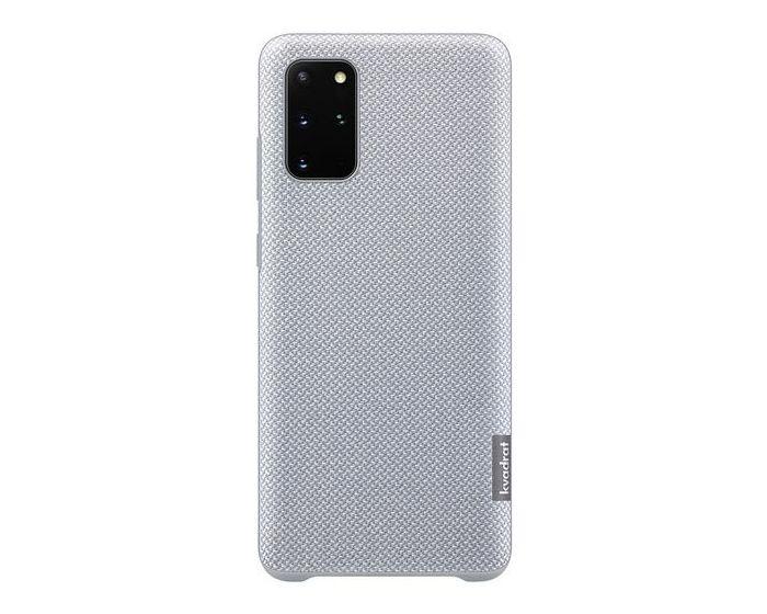 Samsung Kvadrat Original Cover (EF-XG985FJEGEU) Σκληρή Θήκη Gray (Samsung Galaxy S20 Plus)