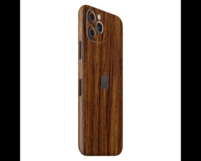 PapsCover Skin & Wrap Sticker Αυτοκόλλητο - Cherry Wood Skin (iPhone 11 Pro Max)