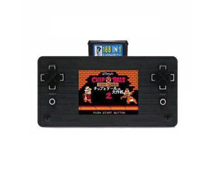 PMP Station Light 6000 Console Game (312 + 188 Games) Black