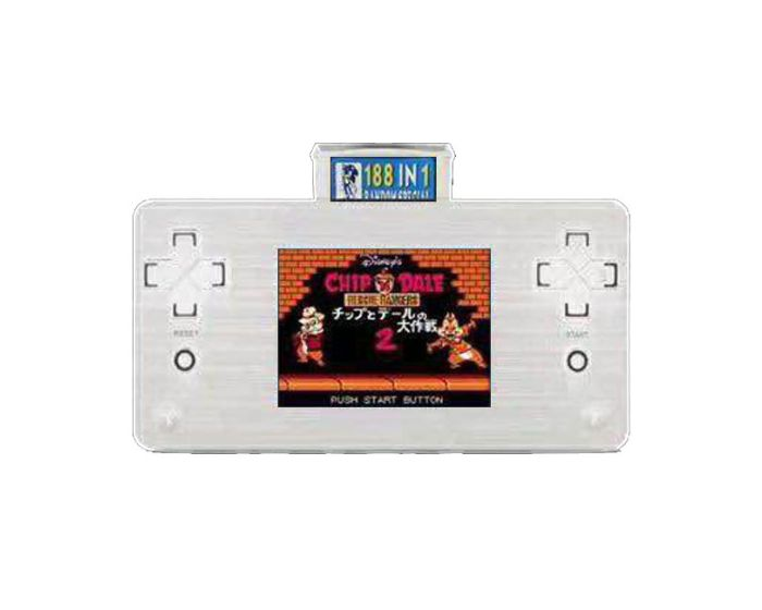 PMP Station Light 6000 Console Game (312 + 188 Games) White