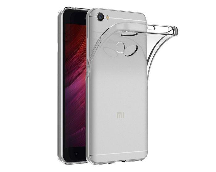 Ultra Slim 0.3mm Silicone Case Θήκη Σιλικόνης Διάφανο (Xiaomi Redmi Note 5A Prime)