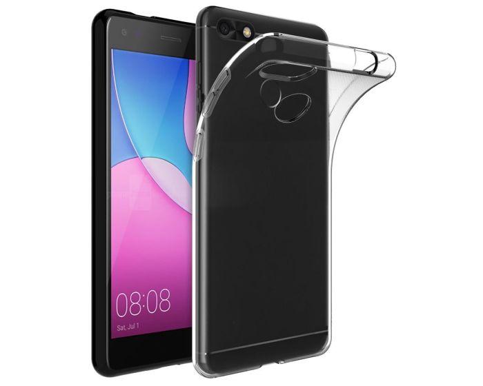 Ultra Slim 0.3mm Silicone Case Θήκη Σιλικόνης Διάφανο (Huawei P9 Lite Mini)