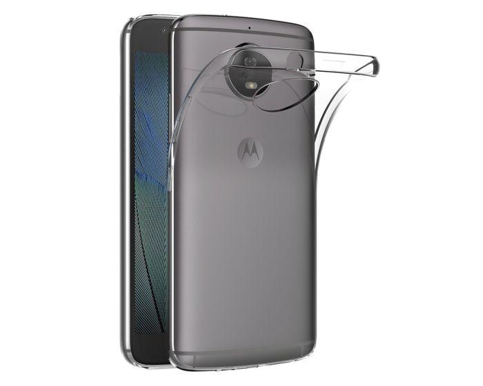 Ultra Slim 0.3mm Silicone Case Θήκη Σιλικόνης Διάφανο (Motorola Moto G5s)