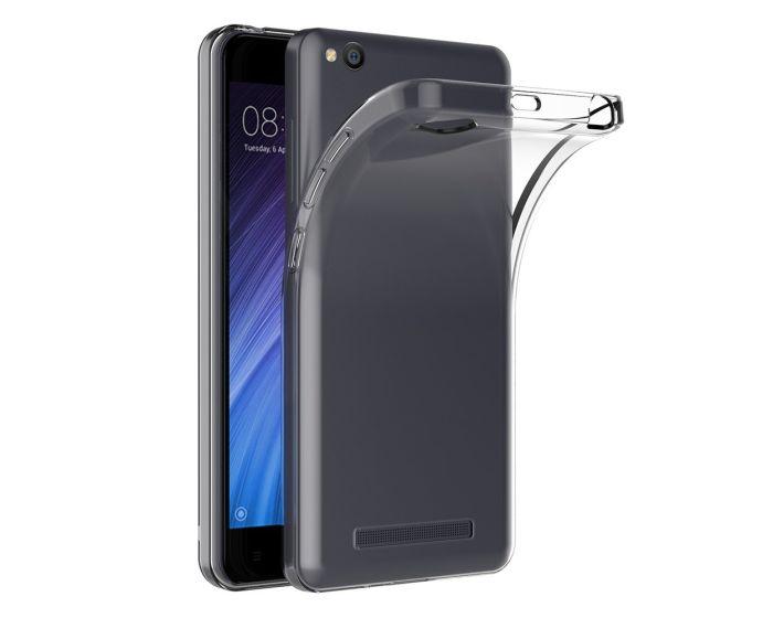 Ultra Thin 0.3mm Silicone Case Διάφανη (Xiaomi Redmi 4A)