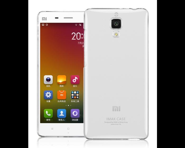 Ultra Thin 0.3mm Silicone Case Διάφανη (Xiaomi Mi4)