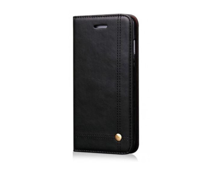 Forcell Prestige Book Case με Δυνατότητα Stand Θήκη Πορτοφόλι Μαύρο (Huawei Mate 10 Pro)