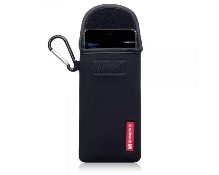 Shocksock Θήκη - Πουγκί Pull up Case (121-083-012) Μαύρο (Huawei P10 Plus)