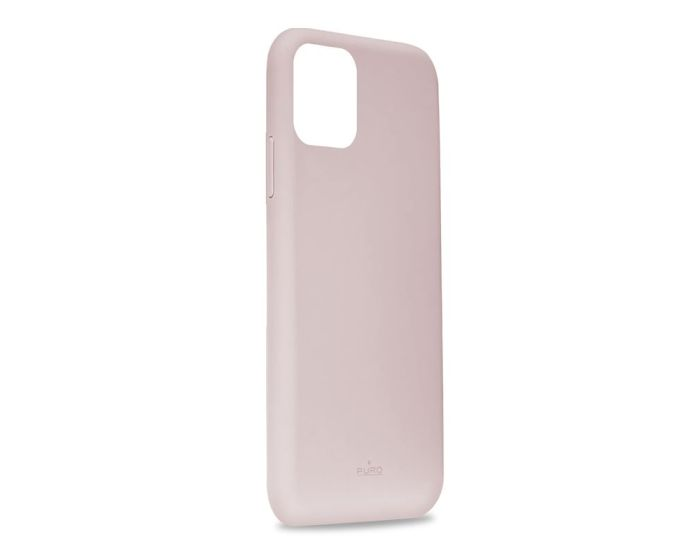 Puro Icon Soft Touch Silicone Case Rose (iPhone 11 Pro)