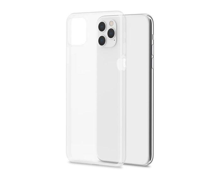 Puro Nude 0.3mm Silicone Case Θήκη Σιλικόνης Διάφανη (iPhone 11 Pro)