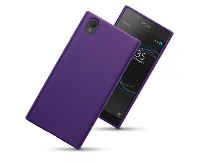 Terrapin Θήκη Σιλικόνης Slim Fit Silicone Case (118-005-387) Purple (Sony Xperia L1)
