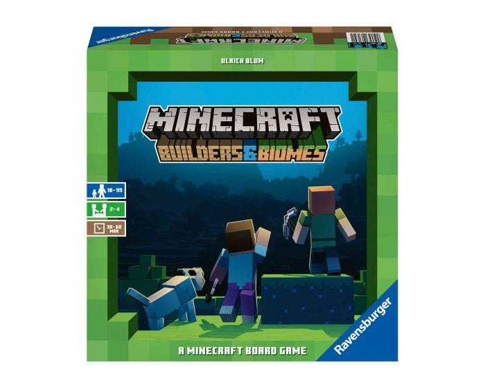 Ravensburger Επιτραπέζιο (26132) Minecraft Builders & Biomes