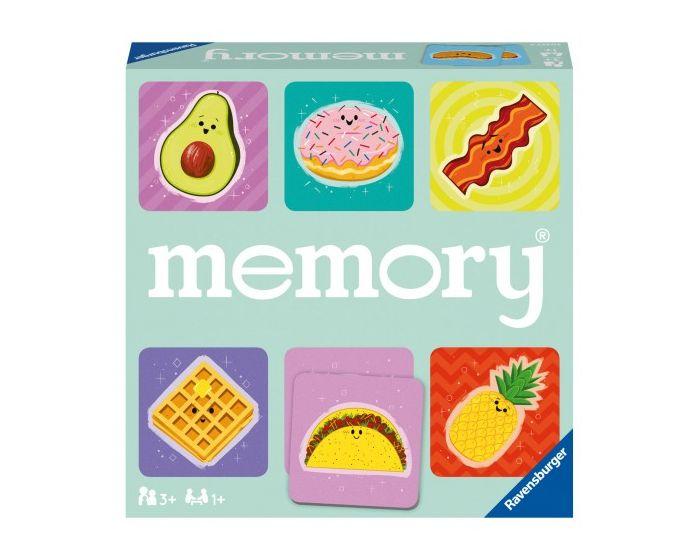 Ravensburger Επιτραπέζιο Μνήμης Memory (20357) Αγαπημένα Φαγητά