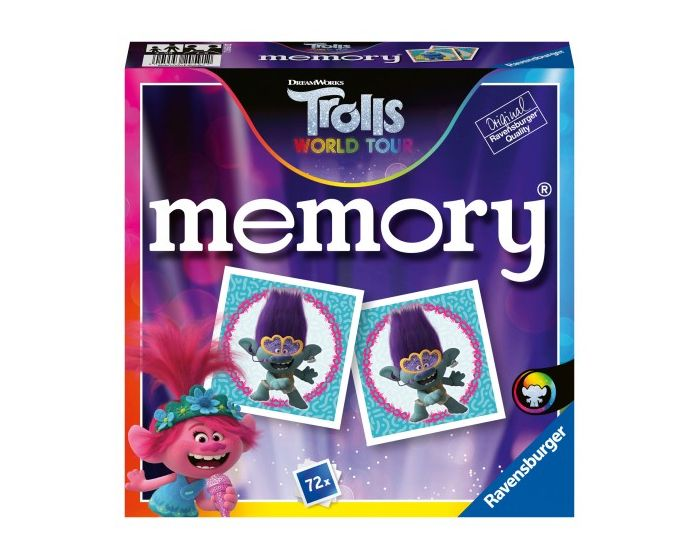Ravensburger Επιτραπέζιο Μνήμης Memory (20591) Ευχούληδες ΙΙ