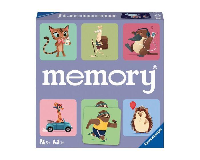 Ravensburger Επιτραπέζιο Μνήμης Memory (20360) Γλυκά Ζωάκια