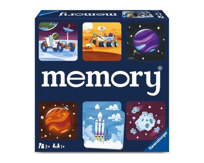 Ravensburger Επιτραπέζιο Μνήμης Memory (20424) Διάστημα