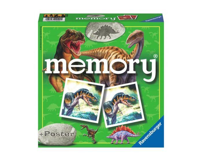 Ravensburger Επιτραπέζιο Μνήμης Memory (22099) Δεινόσαυροι