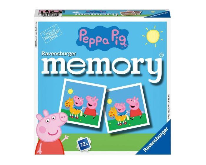 Ravensburger Επιτραπέζιο Μνήμης Memory (21415) Peppa Pig