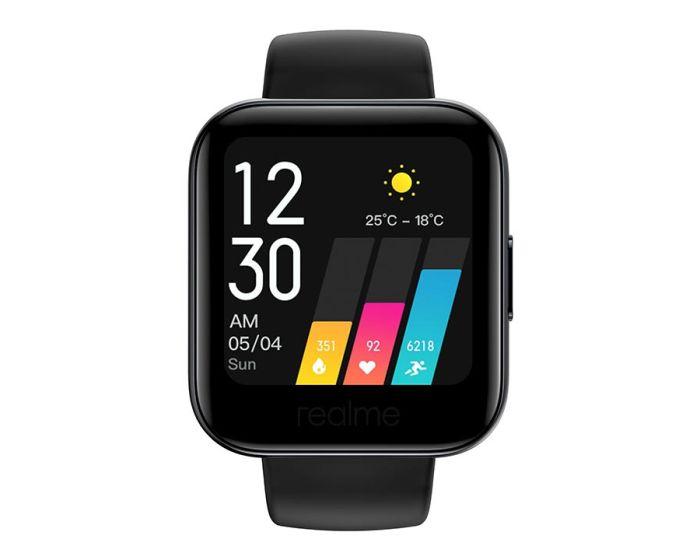 Realme Watch 1 36mm Smartwatch - Black