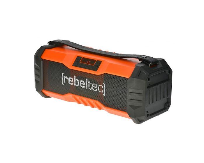 REBELTEC SoundBox 350 Bluetooth Speaker (18W RMS) Φορητό Ηχείο Bluetooth