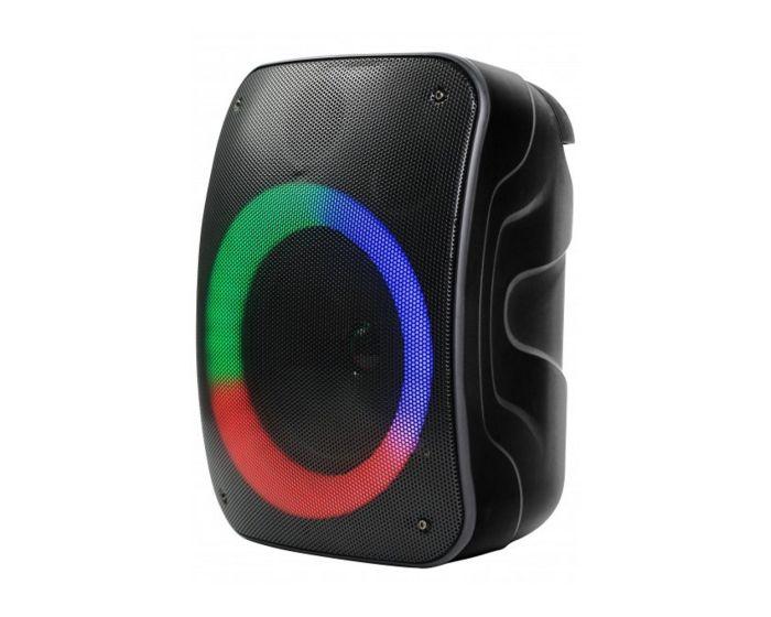 REBELTEC BT Stage 220 Bluetooth Speaker 20W Ασύρματο Ηχείο - Black