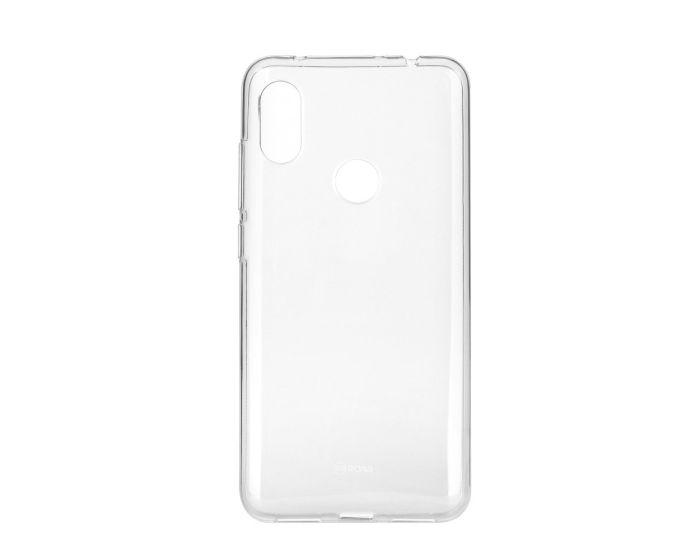Roar Ultra Thin 0.3mm Silicone Case Διάφανη (Xiaomi Redmi Note 6 Pro)