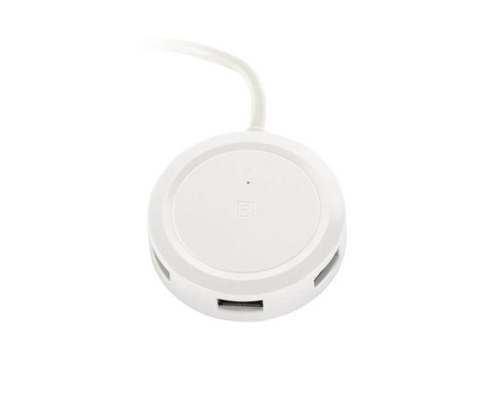 REMAX Inspiron Series HUB 3 - USB (RU-05) White
