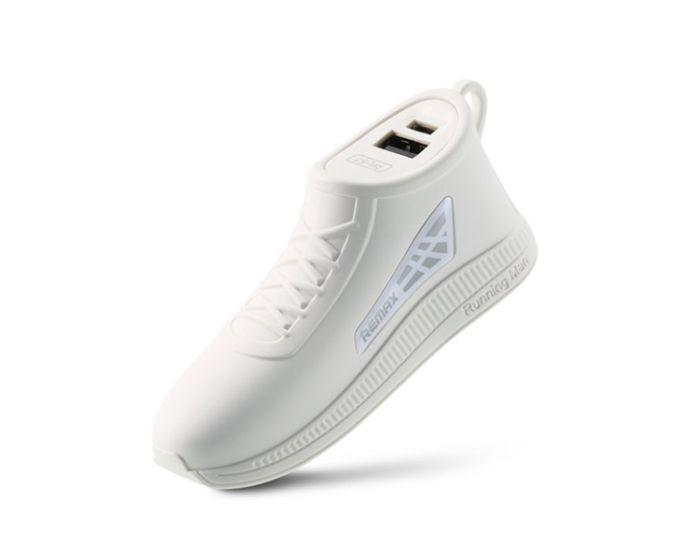 Remax Running Shoe Power Bank White 2500mAh (RPL-57)