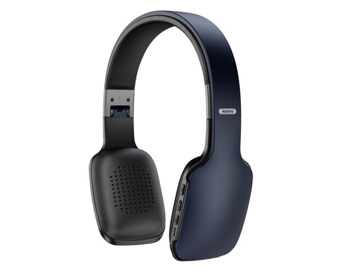 Remax Wireless Bluetooth Headphones 300mAh (RB-700HB) Black / Gray