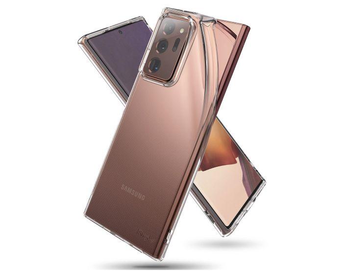 Ringke Air Θήκη Σιλικόνης Clear (Samsung Galaxy Note 20 Ultra)