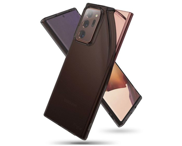 Ringke Air Θήκη Σιλικόνης Smoke Black (Samsung Galaxy Note 20 Ultra)