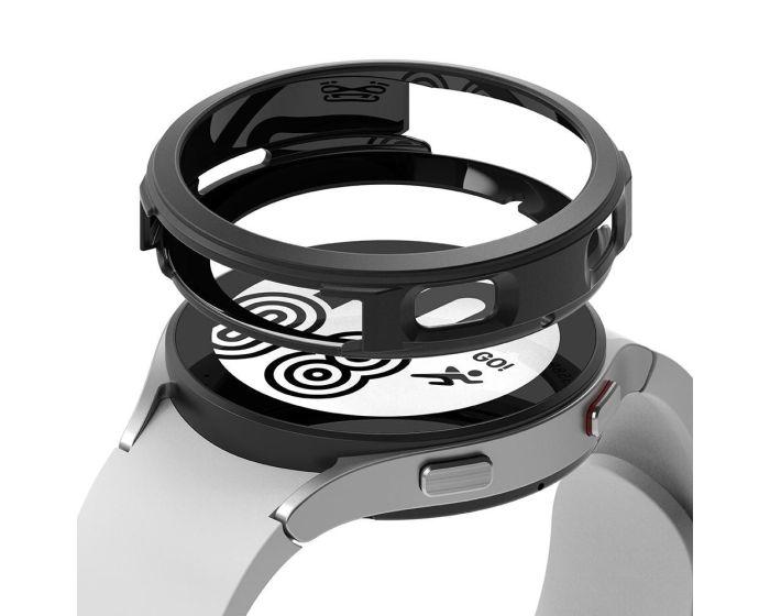 Ringke Air Sports Case Θήκη Σιλικόνης Black (Samsung Galaxy Watch 4 44mm)