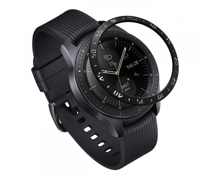 Ringke Bezel Ring (GW-42-03) - Stainless Steel Black (Samsung Galaxy Sport / Watch 42mm)