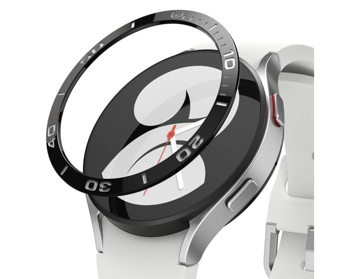 Ringke Bezel Ring (GW4-44-02) Stainless Steel Black (Samsung Galaxy Watch 4 44mm)